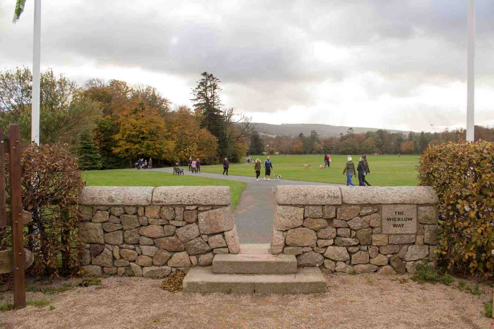 The Complete Wicklow Way Trail Blog picture