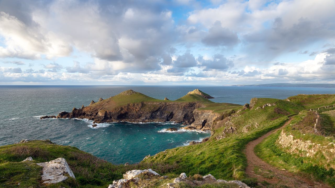 The worlds longest coastal path will open in England next year picture