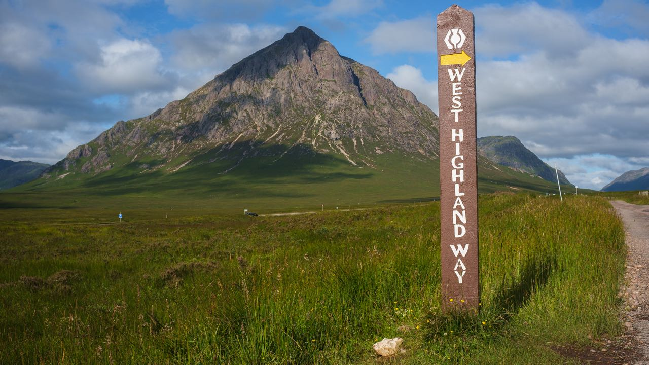 Walking and Whisky on the West Highland Way picture