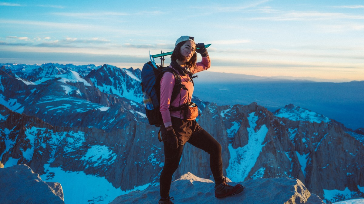 If you haven't heard of Elina by now, you are in for a treat. The kiwi native documented her adventure along the Pacific crest trail in 2019. And th